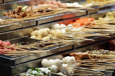 steamboat: Hawker food at Penang Malaysia