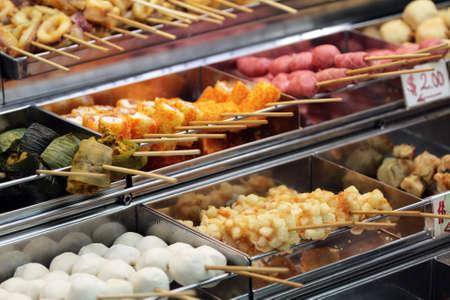Hawker food at Penang Malaysia Stock Photo - 6283010