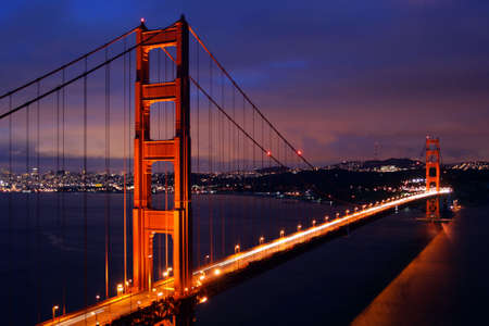 The Golden Gate Bridge of San Francisco, California, USA   photo