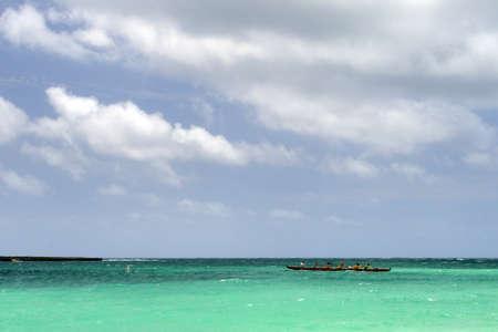 Stock image of Maunalua Bay, Oahu, Hawaii   photo