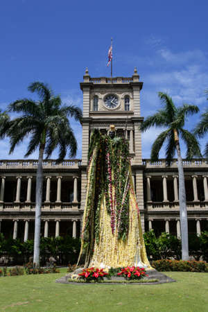 Statue of King Kamehameha, Honolulu, Hawaii