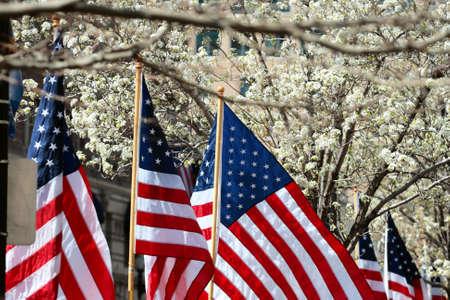 American flag Stock Photo - 8793330