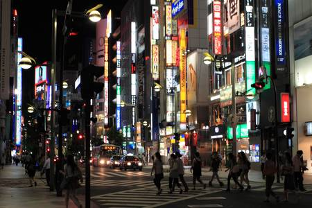 Shinjuku is one of the 23 city wards of Tokyo, but the name commonly refers to just the large entertainment, business and shopping area around Shinjuku Station
