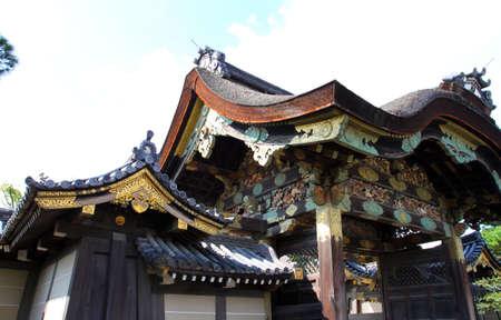 shogun: Nijo Castle was built in 1603 as the Kyoto residence of Tokugawa Ieyasu, the first shogun of the Edo Period (1603-1867)   Editorial
