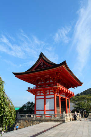 Kiyomizudera is one of the most celebrated temples of Japan