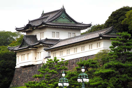ponte giapponese: Imperial Palace, Tokyo, Giappone