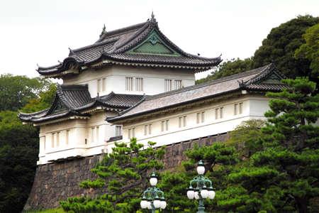 palaces: Imperial Palace, Tokyo, Japan
