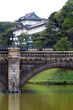Imperial Palace, Tokyo, Japan   photo