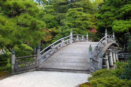 Nijo Castle, Kyoto, Japan  Standard-Bild