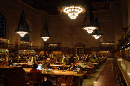 The New York Public Library (NYPL) is the largest public library in North America and is one of the United States' most significant research libraries
