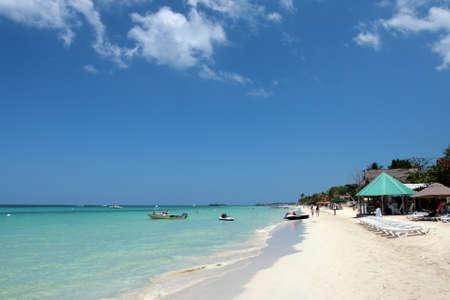 Negril, Jamaica Stock Photo - 24841239
