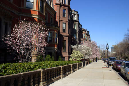 desirable: Back Bay and neighboring Beacon Hill are considered Bostons most upscale and desirable neighborhoods   Editorial