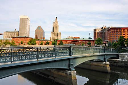 providence: Stock image of Providence, Rhode Island, USA