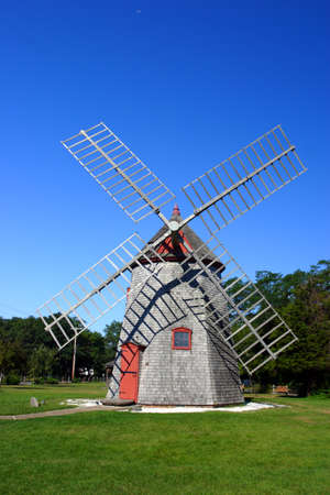 cape cod style: Eastham Windmill Cape Cod, Massachusetts, USA
