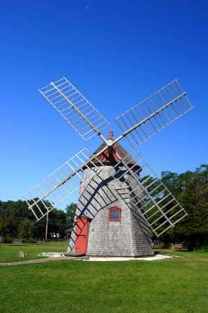 grist: Eastham Windmill Cape Cod, Massachusetts, USA