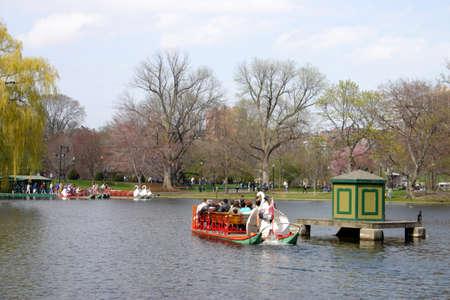 boston common: Boston Common and Public Garden, USA