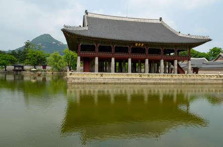 Gyeongbok Palace, Seoul, Republic of Korea