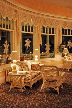 The Mount Washington Hotel, Bretton Woods, USA