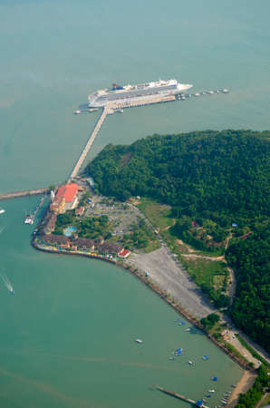 99: Langkawi comprises a group of 99 tropical islands lying off the northwestern coast of Peninsular Malaysia