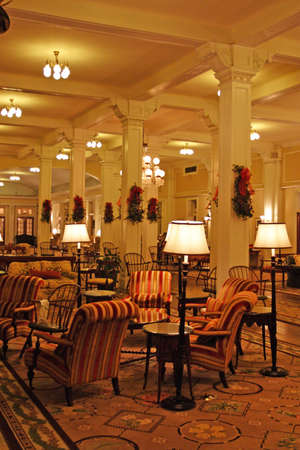 alling: The Mount Washington Hotel, Bretton Woods, USA