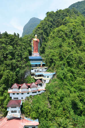 tibetian: Perak Tambun Tibetian Temple, also known as Jingang Jing She by the locals, is surrounded by magnificent perimeters of luscious valleys, orchards and limestone hills