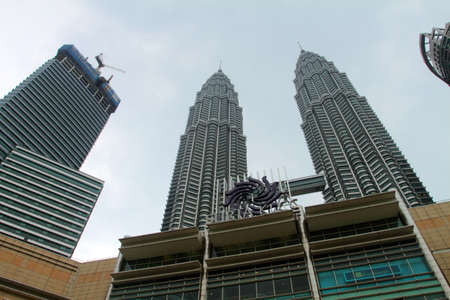 petronas: Petronas Towers,also known as Menara Petronas is the tallest buildings in the world from 1998 to 2004