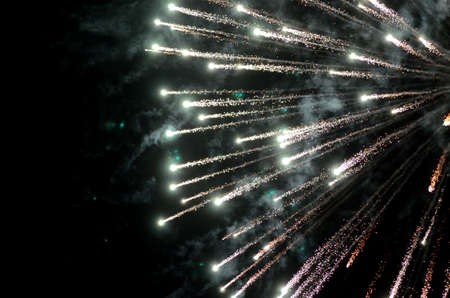 new years background: Stock image of fireworks