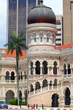 sultan: Sultan Abdul Samad Building, Kuala Lumpur