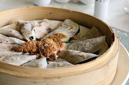 hoisin: Stock imagew of Peking duck set