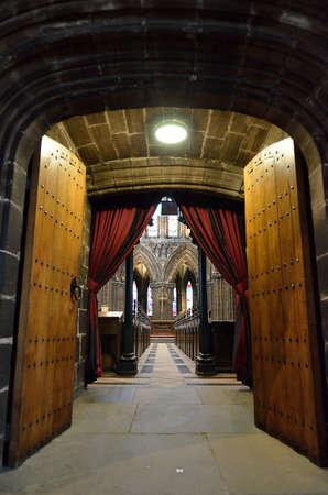 kirk: Glasgow cathedral aka High Kirk of Glasgow or St Kentigern or St Mungo Editorial