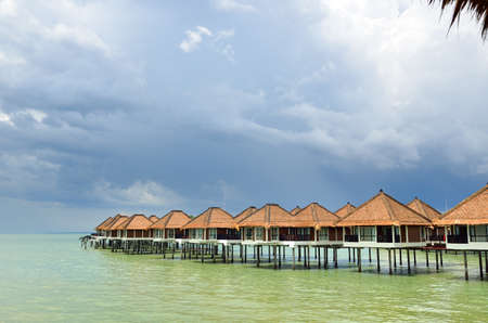 pool rooms: Stock image of Port Dickson, Malaysia Editorial