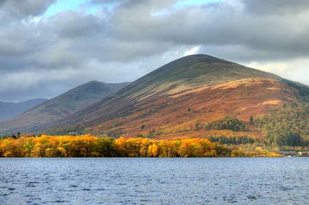 loch lomond: Stock image of Loch Lomond, Scotland Stock Photo