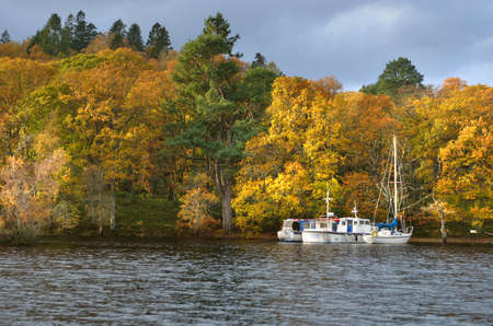 Stock image of Loch Lomond, Scotland Editorial