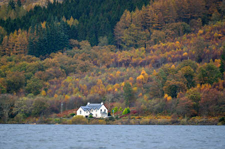 Stock image of Loch Lomond, Scotland Stock Photo