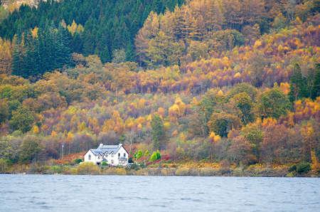 Stock image of Loch Lomond, Scotland Stock Photo
