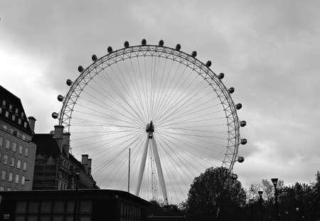 millennium wheel: Millennium Wheel (London Eye), London, UK
