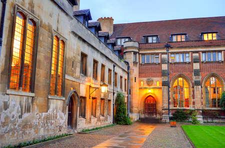cambridge: University of Cambridge in Cambridge, England, UK