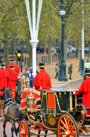 buckingham: Changing of the guard in Buckingham Palace. Editorial