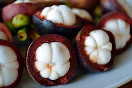 Samenstelling van tropisch fruit