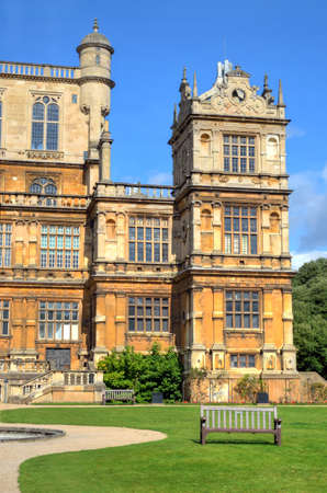 Wollaton Hall and Park Nottingham Nottingham, UK, England Editorial