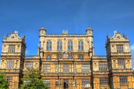 Wollaton Hall and Park Nottingham Nottingham, UK, England Editorial