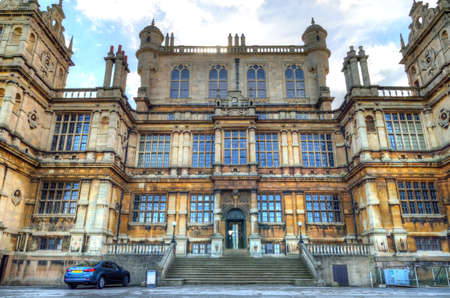 Wollaton Hall and Park Nottingham Nottingham, UK, England Stock Photo - 84693304