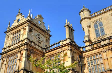 Wollaton Hall and Park Nottingham Nottingham, UK, England Stock Photo