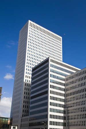 palazzo: Edifici alti di Erasmus Medical Centre di Rotterdam, Paesi Bassi - verticali