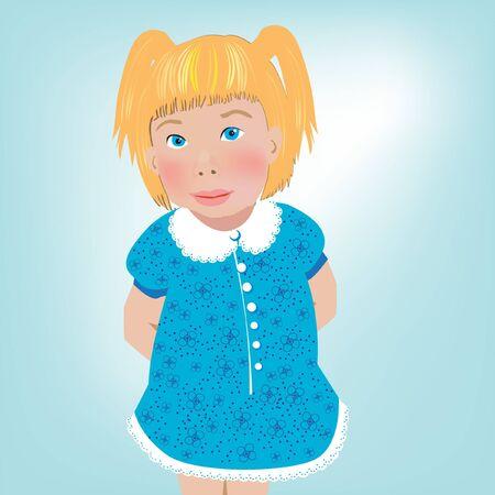 cheeks: cute little girl