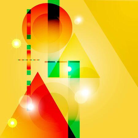 multiplicar: el arte abstracto patrón de fondo