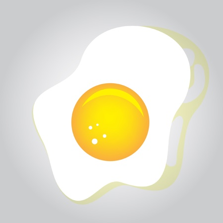 fryer: fried egg