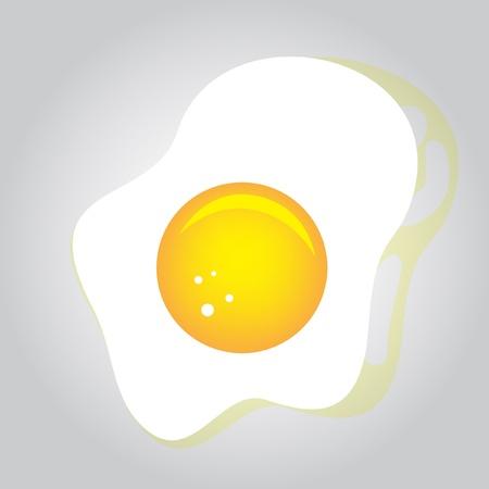 fryer: fried egg