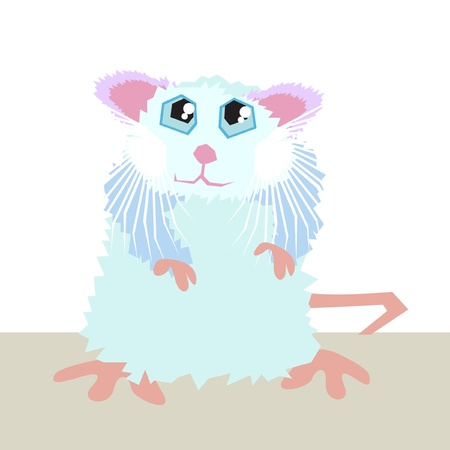 cute mouse Vector