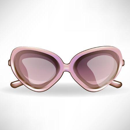 fashion glasses Stock Vector - 10852318